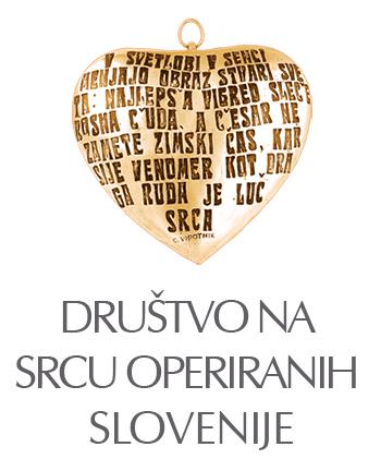 Društvo na srcu operiranih Slovenije